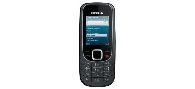 Nokia 2330 classic Zwart