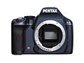 Pentax K-x Blauw