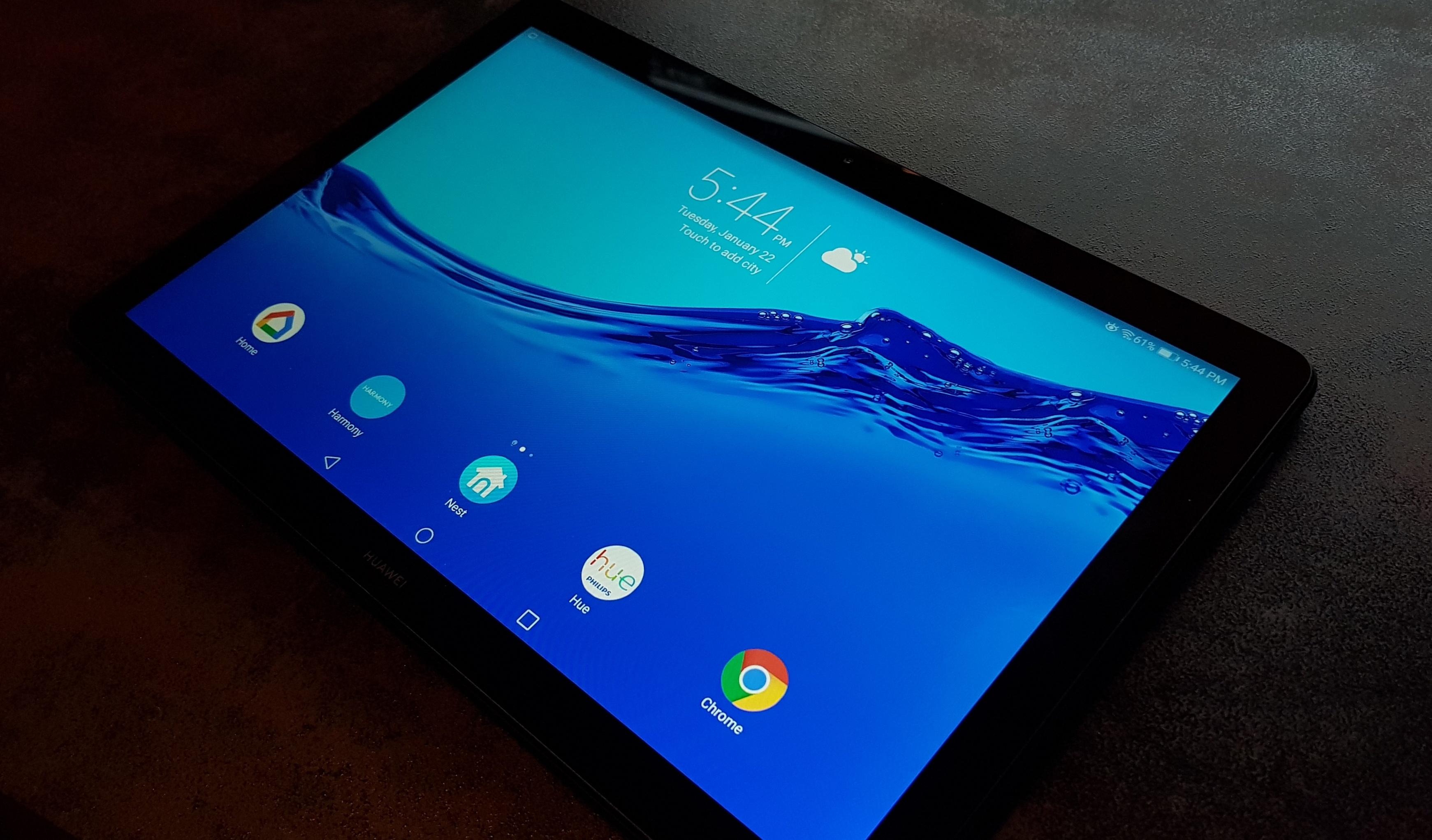 Huawei MediaPad T5 WiFi (2GB ram) Zwart - Jimmy J