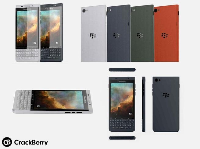 Mogelijke BlackBerry Vienna