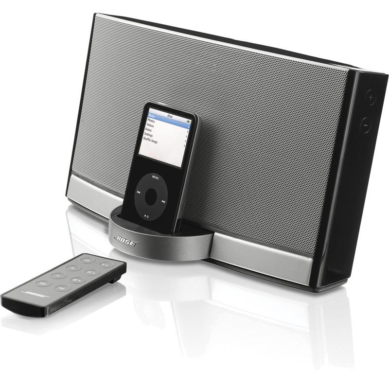 Bose SoundDock II digital music system zilver 5fff282a788f3