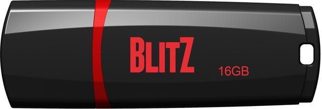 Patriot Memory Blitz USB 3.1 Gen.1 16GB Zwart