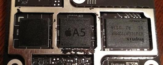 A5-die-shrink in nieuwe revisie Apple TV