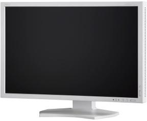 NEC MultiSync PA242W met Spectraview II Wit