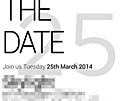Save the Date HTC M8