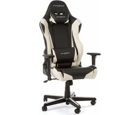 DXRacer DX Racer RACING Gaming Chair Zwart/Wit