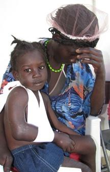 Inzamelingsactie Haïti