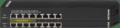 Netgear Prosafe GSS108EPP Click Switch + PoE/PoE+