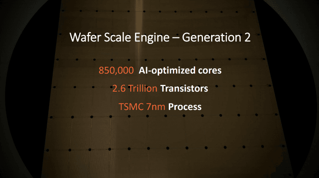 Wafer Scale Engine 2