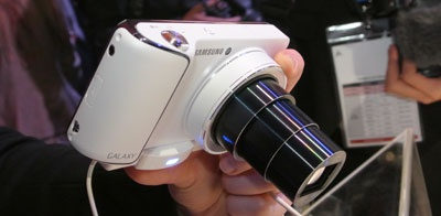Samsung Galaxy Camera IFA 2012