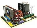 Core i7-vergelijking - testsysteem Core 2