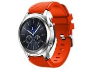 Goedkoopste qMust Sport armband voor Samsung Gear S3 Classic / Frontier - Oranje
