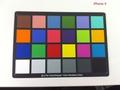 Kleurkaart: iPhone 4