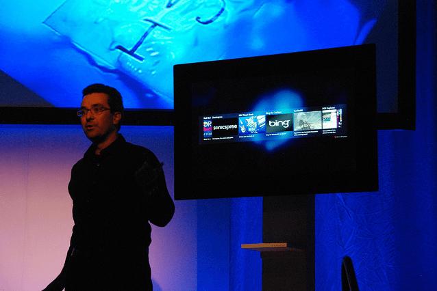 Microsoft Surface v2.0