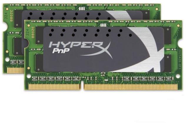 Kingston HyperX KHX1600C9S3P1K2/8G