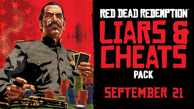 Red Dead Redemption - Liars and Cheats Pack