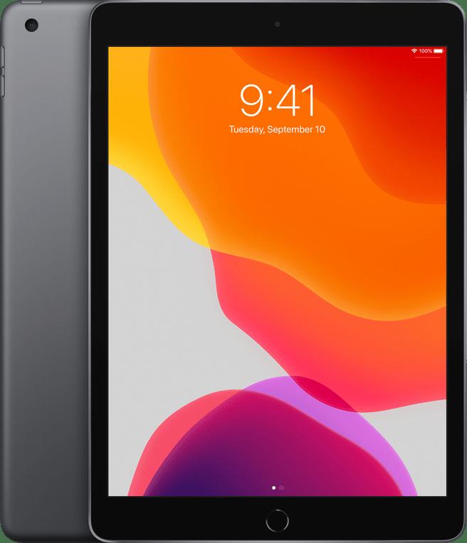 Apple iPad 2019 Wi-Fi 32GB Grijs