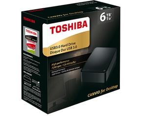 Toshiba Canvio for Desktop (v2)