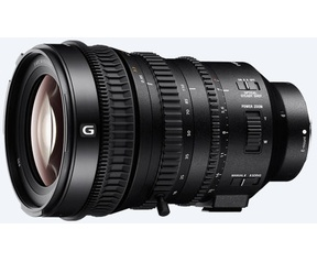 Sony E PZ 18-110mm F4 G OSS