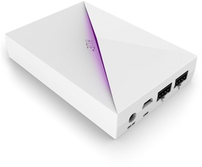 NZXT Hue+ White/Purple
