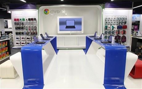 Google Chromezone