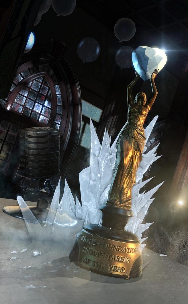 Batman: Arkham Origins Mr Freeze