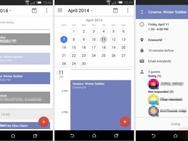 Nieuwe Calendar-app