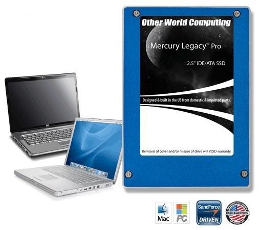 OWC Mercury Legacy Pro IDE SSD