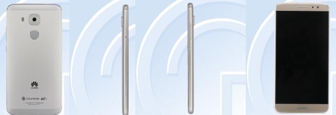 Huawei Maymang 5 bij Tenaa