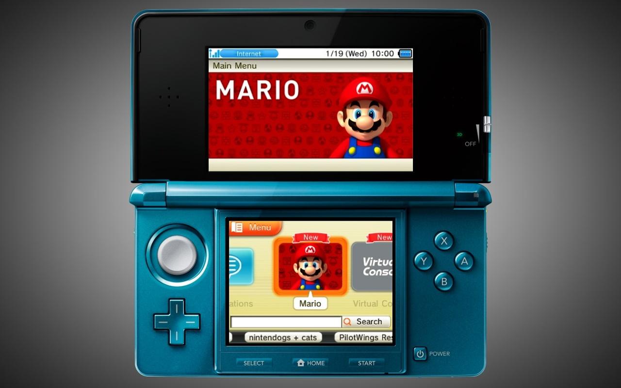 Nintendo 3DS genereert Mii's met behulp van 3dfoto