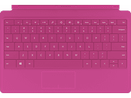 Goedkoopste Microsoft Surface Type Cover 2 Magenta (Qwerty)