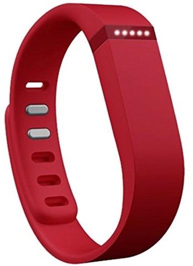 Fitbit Flex Rood