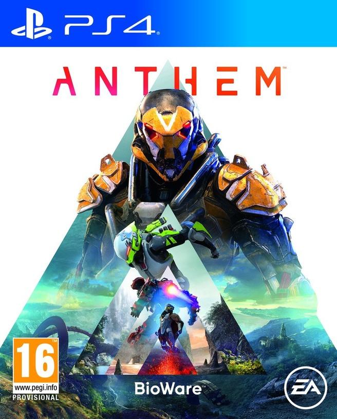 Anthem, PlayStation 4