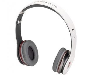 Beats by Dr. Dre Beats Solo High Definition On-ear hoofdtelefoon met ControlTalk by Monster wit