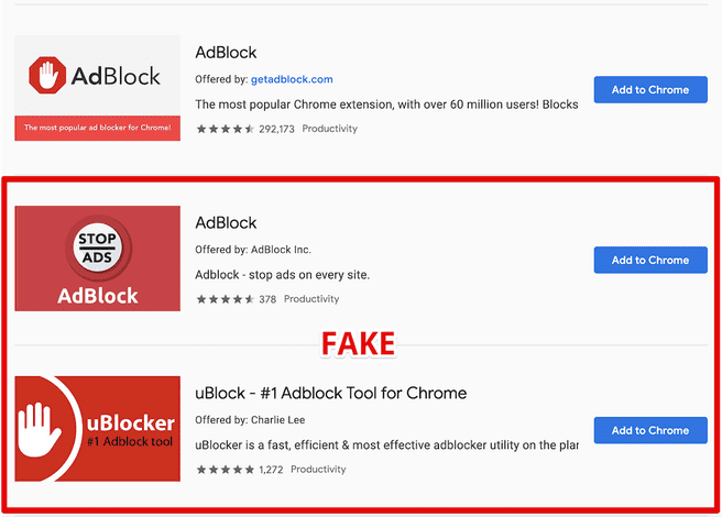 malaide adblockers AdGuard