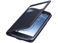 Goedkoopste Samsung S-View Cover Galaxy S3 Neo (Galaxy Alpha) Blauw
