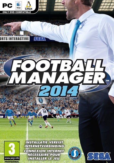 Football Manager 2014, PC (Windows)