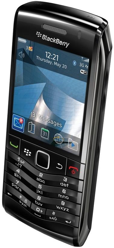 BlackBerry Pearl 3G 9105 Zwart
