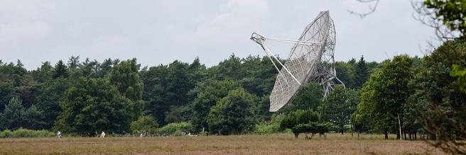 Astron Dingeloo Radiotelescoop