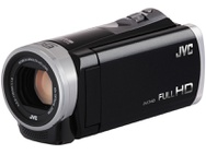 JVC GZ-E305 Zwart