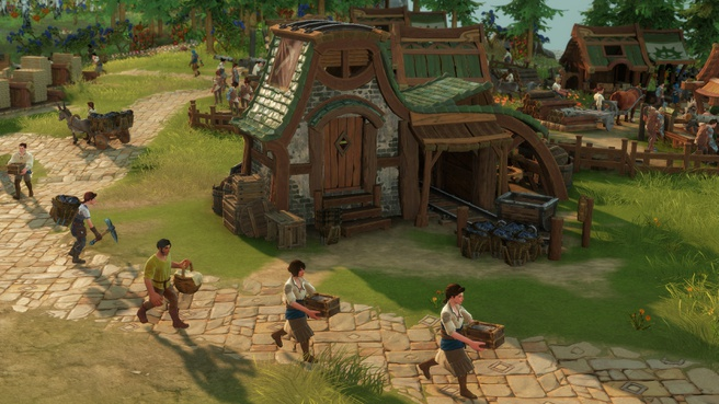 Preview The Settlers