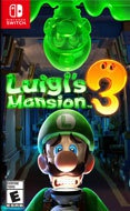 Box Luigi's Mansion 3