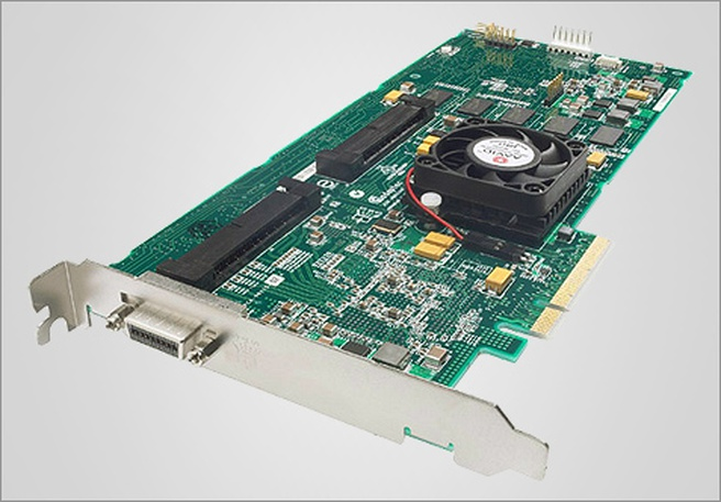 Adaptec 4805S PCI Express SAS RAID-adapter