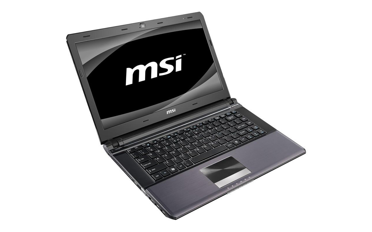 MSI X-Slim X460/X460DX