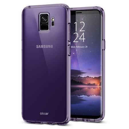 Galaxy S9 in hoesje