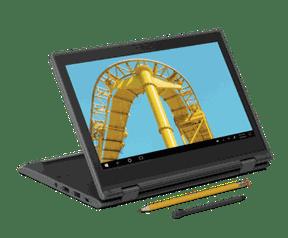 Lenovo-laptops met AMD 3015e
