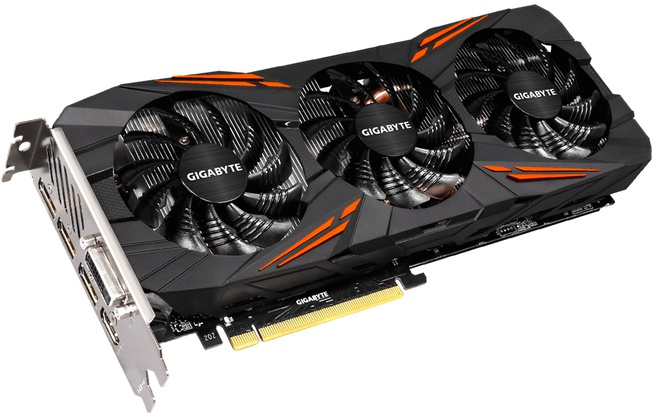 Gigabyte GeForce GTX 1070 G1 Gaming (rev 1.0)