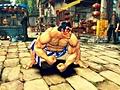Street Fighter IV - E. Honda