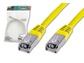 Goedkoopste Digitus Patch Cable, SFTP, CAT5E, 3M Geel