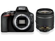 Nikon D3500 + 18-55mm f/3.5-5.6 Zwart